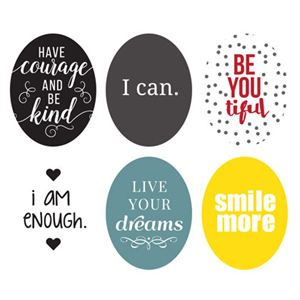 Picture of Inspirational Oval Locket Backdrops